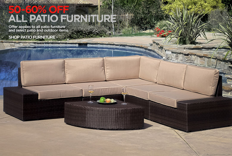 Patio - Shop Patio Furniture, Outdoor Lighting, Fire Pits ...