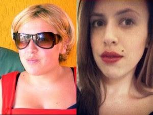 Fitness de Pobre, Antes e depois, Nina Rodrigues (Foto: Arquivo Pessoal)