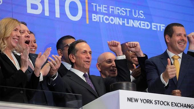 FOX BIZ NEWS: Bitcoin's ETF opens the floodgates for more