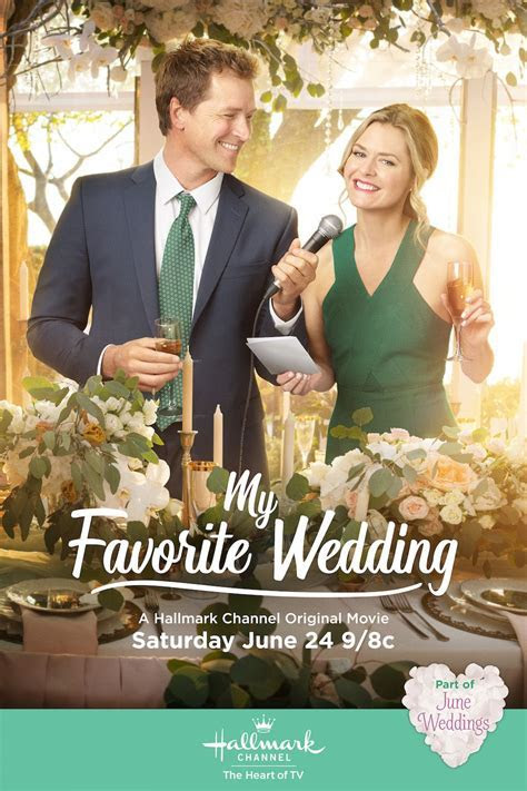 My Favorite Wedding: Maggie Lawson and Paul Greene do