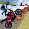 Arslan Ilyas - Bike On Tricky Path artwork