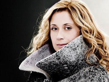 Belgo-cantora italiana Lara Fabian