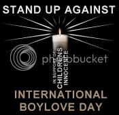 Protest International Boylove Day