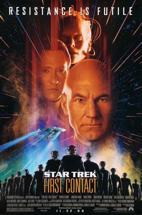 star trek  contact     images