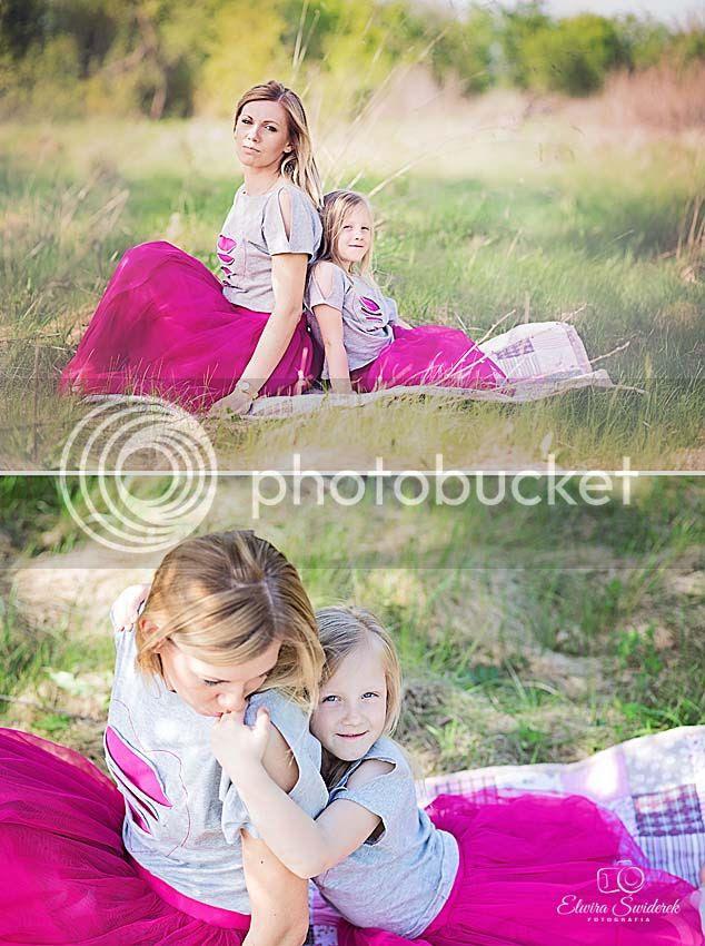 sesja mamy z córką