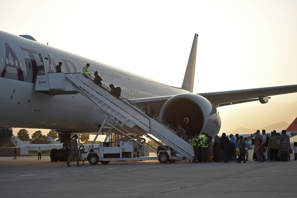 FIFA evacuates 100 refugees from Afghanistan including national women's football players and coaches