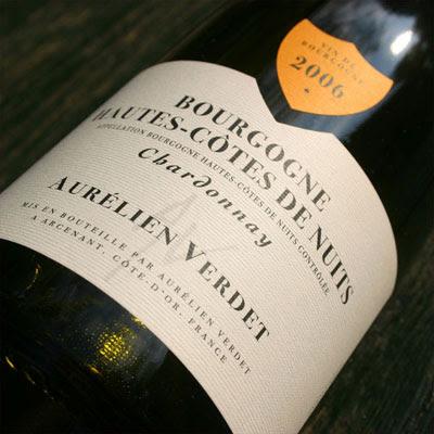 Bourgogne Hautes-Côtes de Nuits from Aurélien Verdet