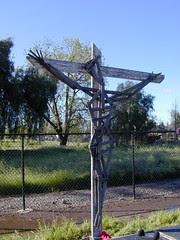 jesusof the fence!