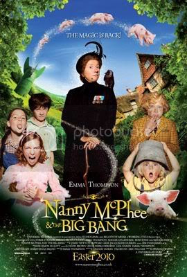 Nanny McPhee and the Big Bang Nanny McPhee e o Toque de Magia