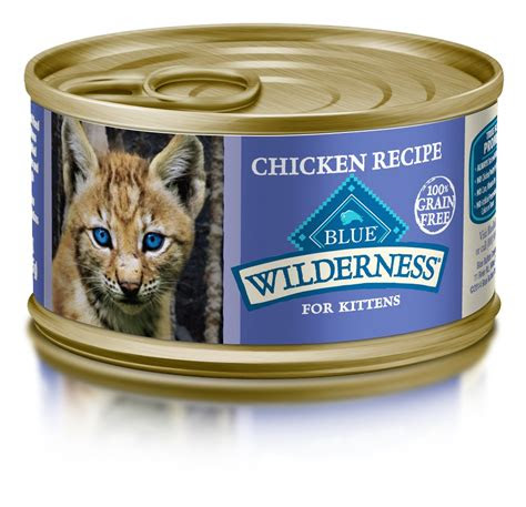 blue buffalo wilderness high protein pate wet cat food ebay