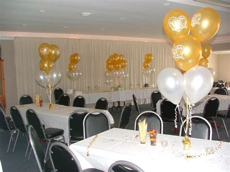 50th Wedding Anniversary Centerpieces   Ideas For Table