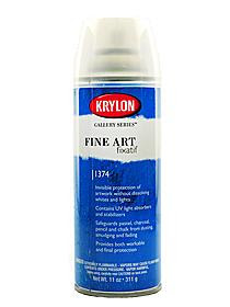 Fine Art Fixatif 11 oz. can