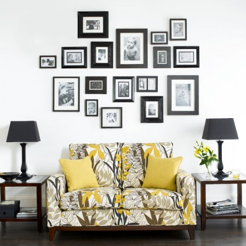 50 Ideas To Decorate Walls With Pictures | Shelterness