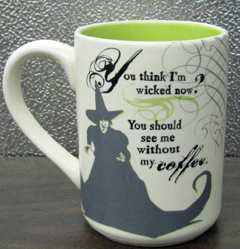 Grandco Sandals Hallmark You Think I M Wicked Now Coffee Mug