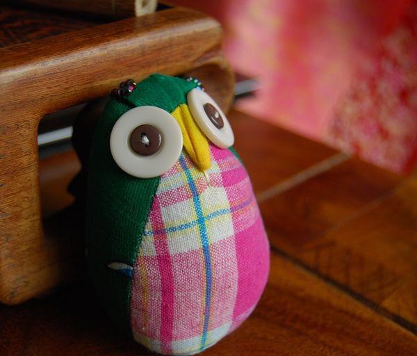 Cuddly Bird