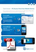 TeamViewer para dispositivos móveis – primeiros passos