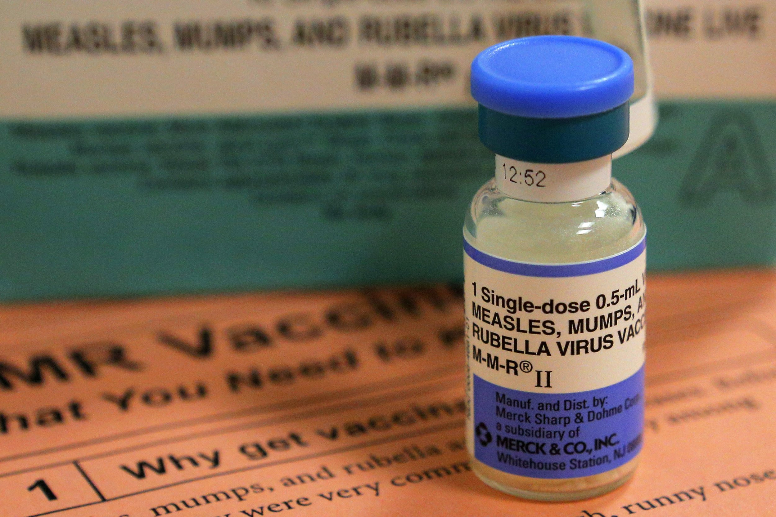 Another study shows that vaccines don't cause autism. REUTERS/BRIAN SNYDER