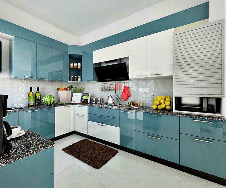 Modular Kitchen - Magnon India | Best Interior Designer in ...