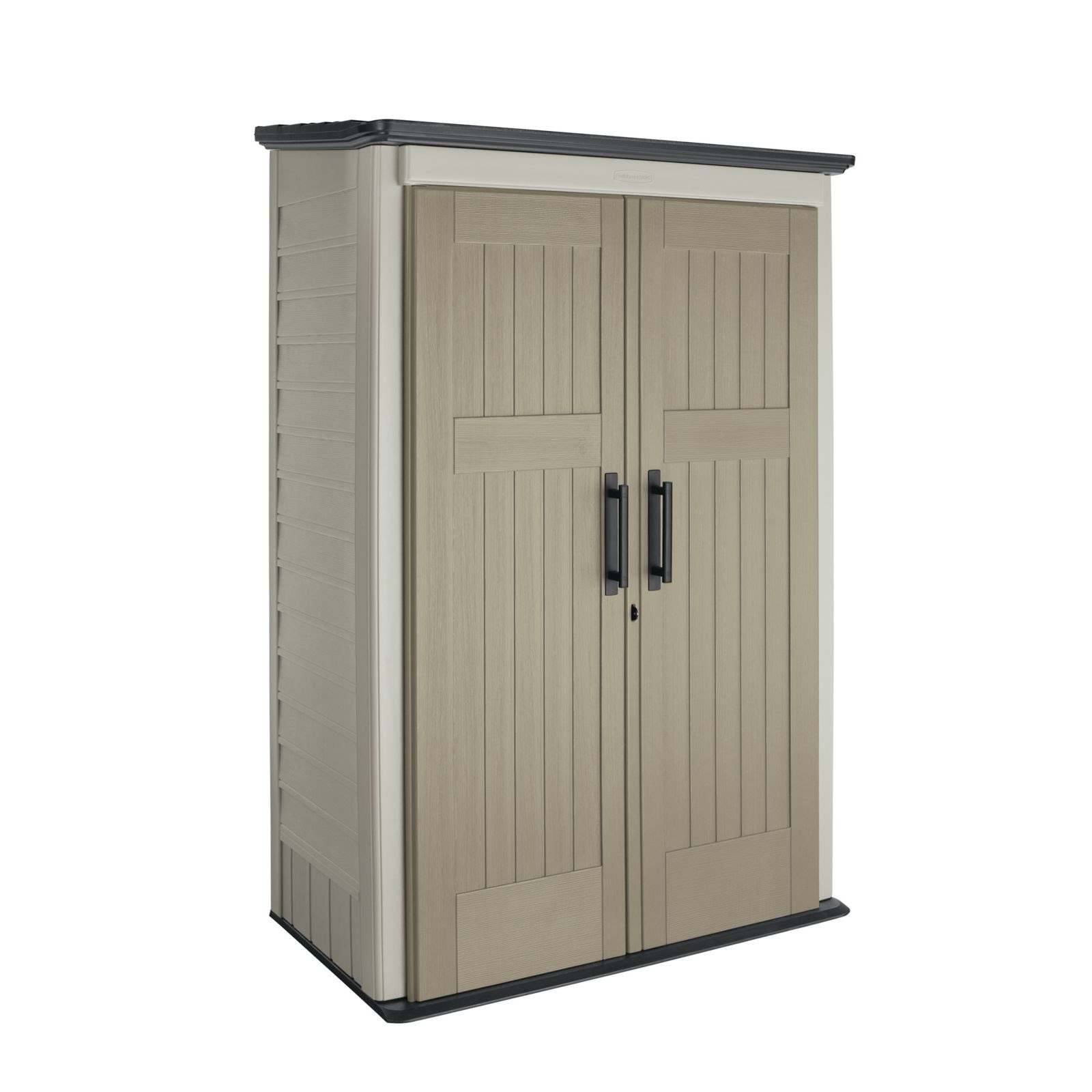 Rubbermaid 4 x 7 Vertical Storage Shed