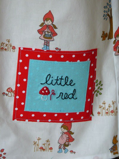 Little Red Patch