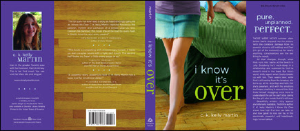 I Know It's Over jacket flap