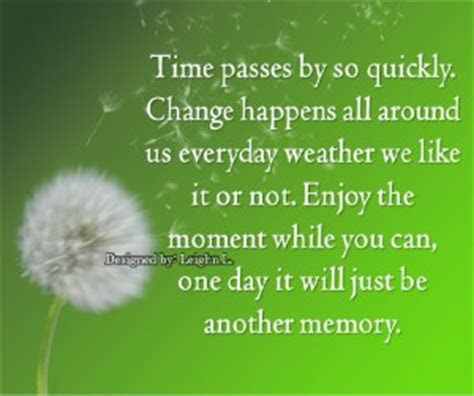 Time Passing By So Fast Quotes