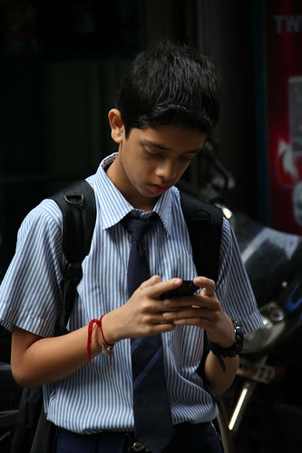 kids have the world in their pocket .. by firoze shakir photographerno1