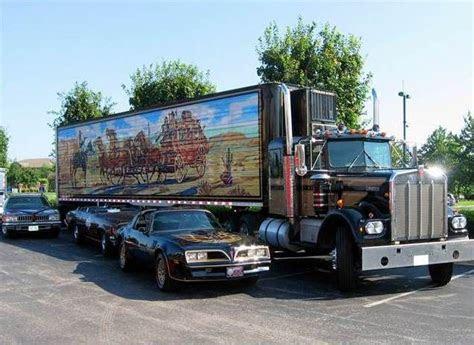 smokey   bandit vehicles coming  summit racing