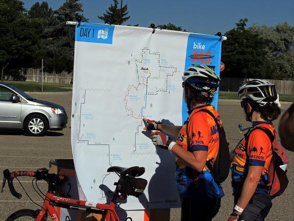 route check