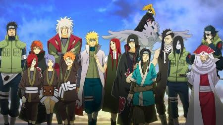 Konoha Naruto Anime Background Wallpapers On Desktop Nexus Image 1682663