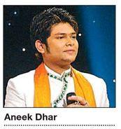 Bengal's Aneek Dhar wins TV reality show