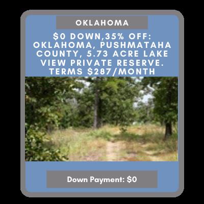 Oklahoma Pushmataha County