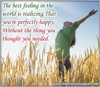 Quotes About Feeling Free And Happy 14 Quotes