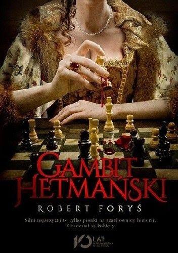 Okładka książki Gambit hetmański