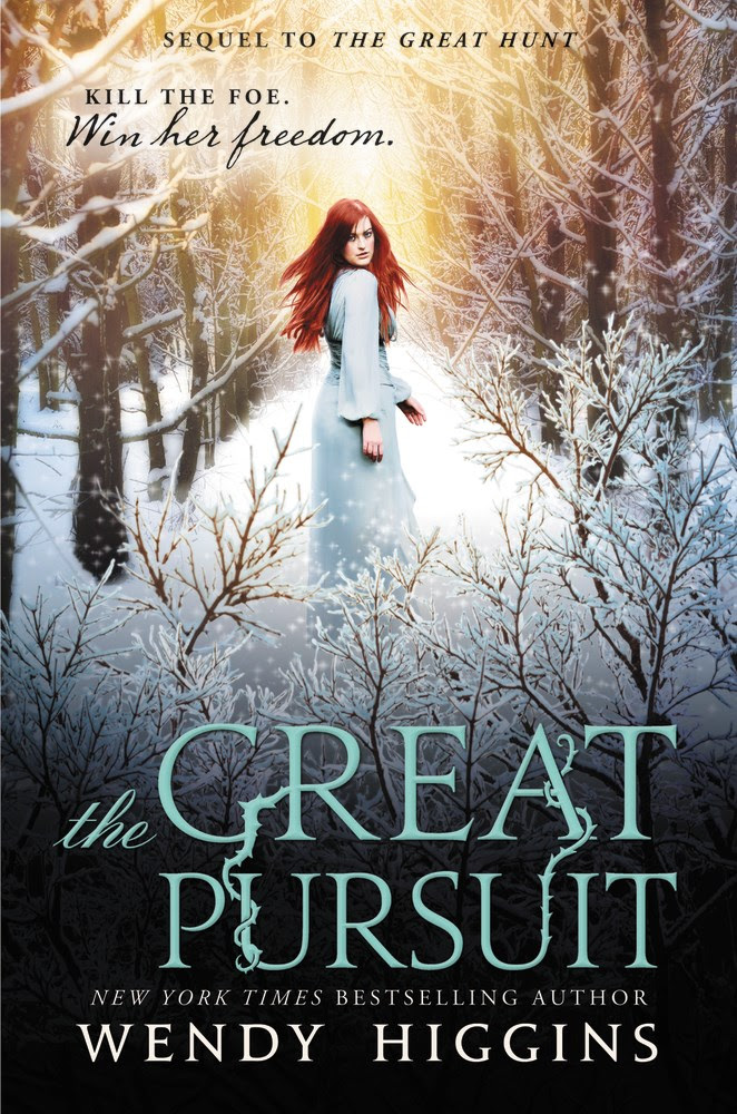 The Great Pursuit by Wendy Higgins - The Official Harper Winter 2017 Cover Reveal List via Epic Reads