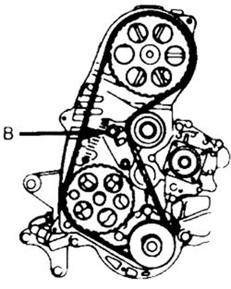 | Repair Guides | Engine Mechanical | Timing Belt
