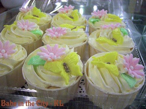 GOD - cupcakes
