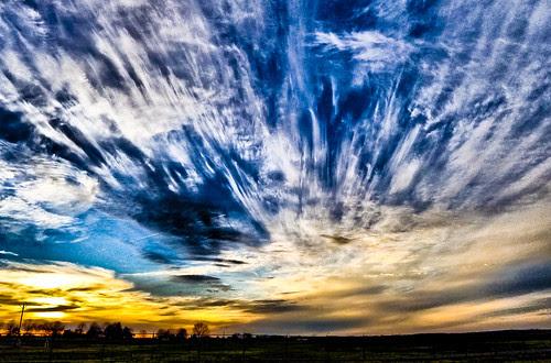 Broken Promises Under a Broken Sky... by Tom C. Frundle