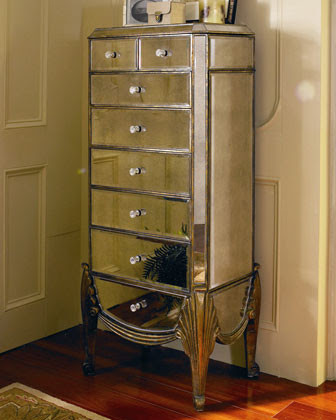 Mirror Jewelry Armoire Home Products on Houzz