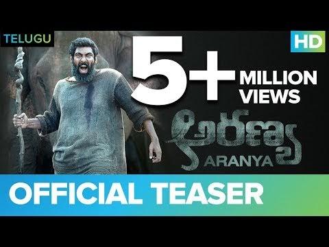 Aranya Telugu Teaser