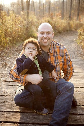 caleb & daddy 2