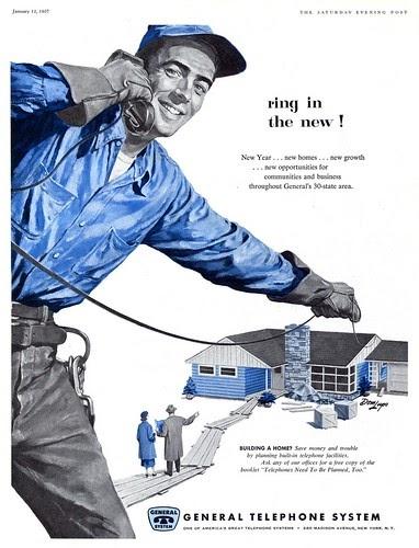 image Telephone repair man gets seduced