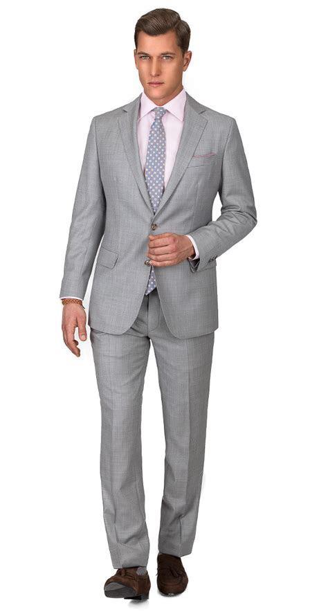 Grey Suit Summer Wedding   Suit La