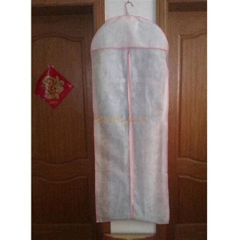 Anti Dust Clothes Cover Bag Bridal Wedding Dress Gown