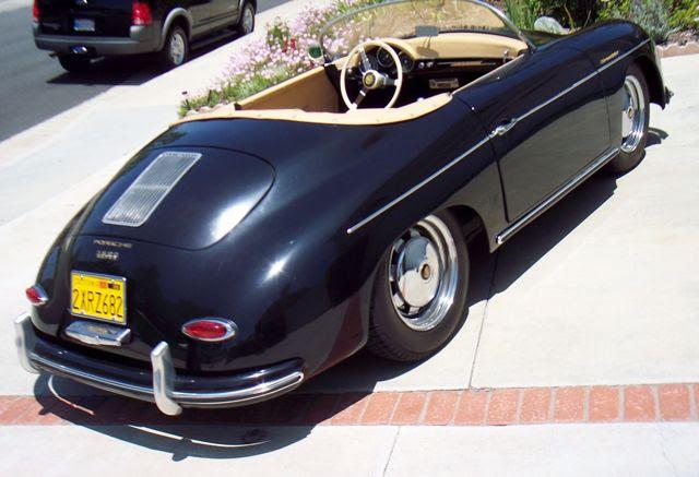 1957 Porsche 356 Speedster Replica For Sale At Californiacarcom