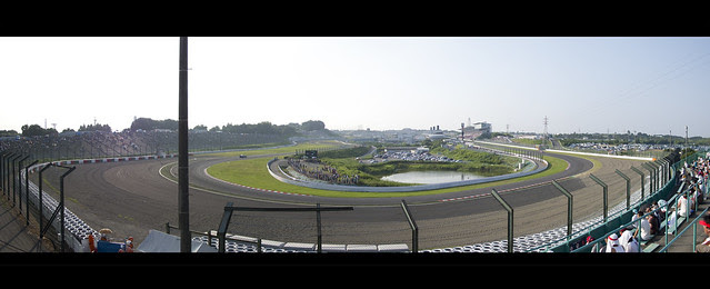 Suzkua Turn 1 Panorama