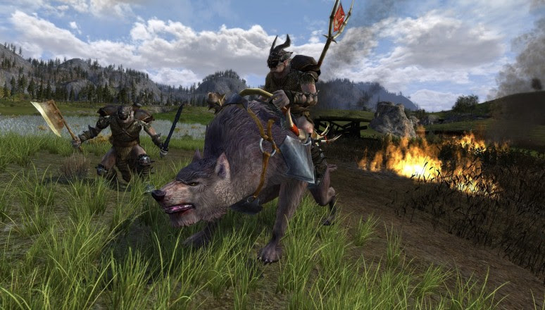 The Lord of the Rings Online - Game Features & Content