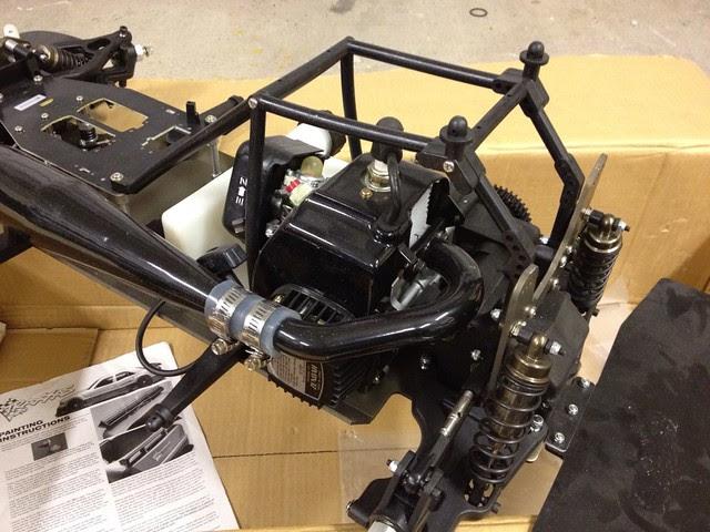 Traxxas model 5601 Monster Street / Buggy