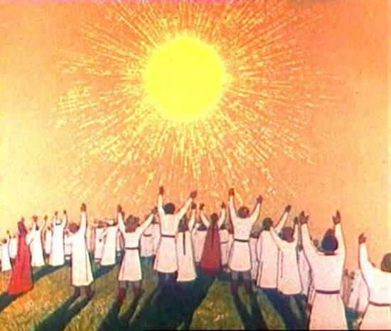 Славянские праздники в июне. День летнего солнцеворота