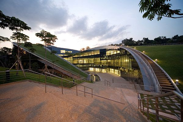 Nanyang Technological University School of Art, Design and Media